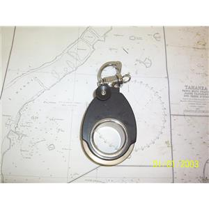 """Boaters' Resale Shop of TX 2103 2157.04 GARHAUER 60 SERIES SNATCH BLOCK FOR 5/8"""""""
