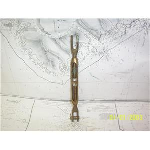 """Boaters' Resale Shop of TX 2102 4177.47 WILCOX CRITTENDEN 3/8"""" TURNBUCKLE"""