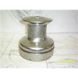 Boaters' Resale Shop of TX 2104 2257.11 BARIENT 28 TWO SPEED STAINLESS WINCH