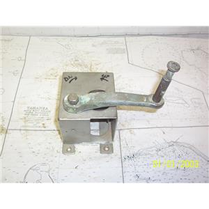 Boaters' Resale Shop of TX 2104 2544.12 GULFCOAST CENTERBOARD WINCH ASSEMBLY