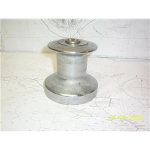 Boaters' Resale Shop of TX 2104 2541.05 BARIENT 16 STAINLESS STEEL 1 SPEED WINCH