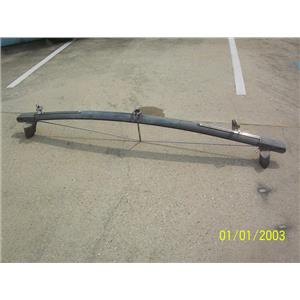 Boaters' Resale Shop of TX 2103 2152.01 HOBIE 13 FRONT BEAM with JIB LEAD BLOCK