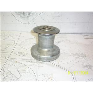 Boaters' Resale Shop of TX 2104 2541.07 BARIENT 16 PLATED BRONZE ONE SPEED WINCH