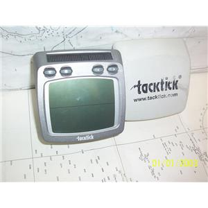 Boaters' Resale Shop of TX 2105 1444.04 TACKTICK T111 MN100-2 DUAL DISPLAY ONLY