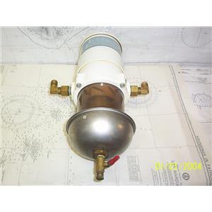 Boaters' Resale Shop of TX 2105 1754.24 RACOR 900MA FUEL FILTER/WATER SEPARATOR