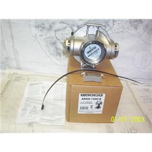 """Boaters' Resale Shop of TX 2105 1445.01 GROCO ARGS-1500-S 1-1/2"""" STRAINER KIT"""