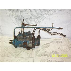 Boaters' Resale Shop of TX 2105 2247.07 PERKINS 4.236 INJECTOR PUMP ASSEMBLY