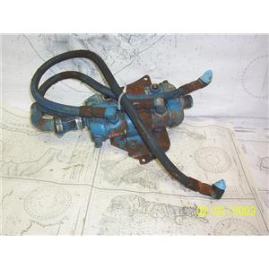 Boaters' Resale Shop of TX 2105 2247.11 PERKINS 4.236 OIL COOLER ASSEMBLY
