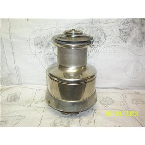Boaters' Resale Shop of TX 2104 2257.04 BARIENT 36ST TWO SPEED ELECTRIC WINCH