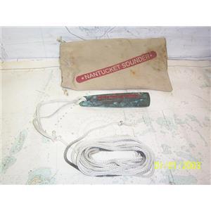 "Boaters' Resale Shop of TX 2105 2145.01 NANTUCKET SOUNDER & 19 FT. OF 3/16"" LINE"