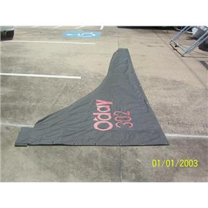Boaters' Resale Shop of TX 2103 4422.11 O'DAY 302 BOOM 4.5' x 13 FT. SAILCOVER