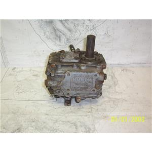 Boaters' Resale Shop of TX 2106 1141.01 HURTH TRANSMISSION WITH ORIGINAL CLUTCH
