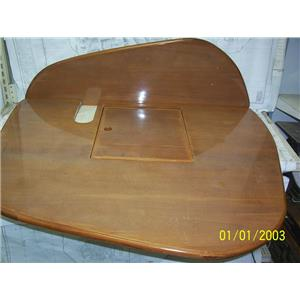Boaters' Resale Shop of TX 2106 0245.11 H30 GALLEY TABLE 3 PIECE ASSEMBLY