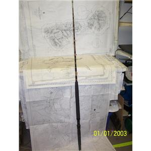"""Boaters' Resale Shop of TX 2107 0174.12 PENN 3960 HRCSS """"TUNA STICK"""" 5'2' ROD"""