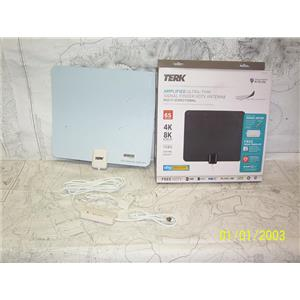 Boaters' Resale Shop of TX 2106 2745.01 TERK AMPLIFIED HDTV ANTENNA THINTV3M