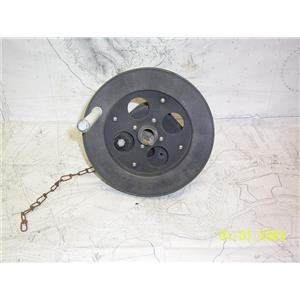 Boaters' Resale Shop of TX 2106 2124.45 RHODES 19 CENTERBOARD WINCH BY SCHAEFER