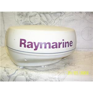 """Boaters' Resale Shop of TX 2106 4475.01 RAYMARINE M92650-S 2KW RADAR 18""""DOME"""