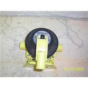 Boaters' Resale Shop of TX 2107 1441.01 WHALE GUSHER 10 MK 3 MANUAL BILGE PUMP