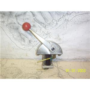 Boaters' Resale Shop of TX 2107 2177.27 HYNAUTIC HYDRAULIC ENGINE CONTROL LEVER
