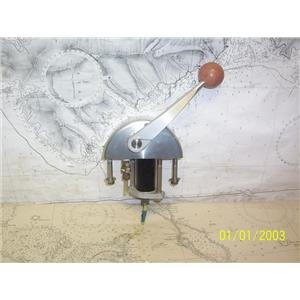 Boaters' Resale Shop of TX 2107 2177.34 HYNAUTIC HYDRAULIC ENGINE CONTROL LEVER
