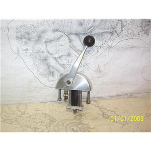 Boaters' Resale Shop of TX 2107 2177.35 HYNAUTIC HYDRAULIC ENGINE CONTROL LEVER