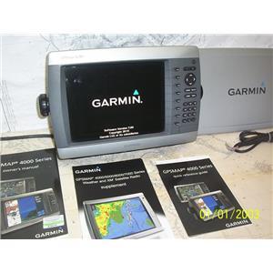 Boaters' Resale Shop of TX 2107 2444.01 GARMIN GPSMAP 4210 CHARTPLOTTER DISPLAY