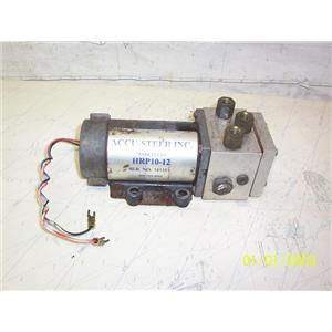 Boaters' Resale Shop of TX 2107 2445.15 ACCU-STEER HRP10-12 HYDRAULIC 12V PUMP