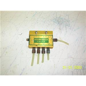 Boaters' Resale Shop of TX 2107 2177.05 HYDROHELM CHARGING MANIFOLD VALVE