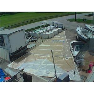 Express 37 RF Jib w Luff 48-5 from Boaters' Resale Shop of TX 2106 2121.96