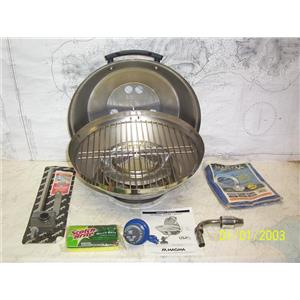 Boaters' Resale Shop of TX 2107 2552.02 MAGMA MARINE KETTLE PROPANE GRILL KIT