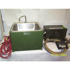 Boaters' Resale Shop of TX 2108 0757.17 ASEPTICO SURGICAL FIELD SCRUB ASSEMBLY