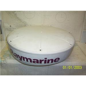 """Boaters' Resale Shop of TX 2108 1444.01 RAYMARINE RD424 4KW 24"""" RADOME E52067"""