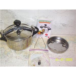 Boaters' Resale Shop of TX 2108 5101.31 FAGOR PRO SELECTIONS PRESSURE COOKER KIT