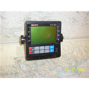 Boaters' Resale Shop of TX 2108 5101.24 APELCO XCD 241 FISHFINDER DISPLAY ONLY