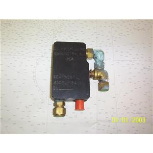 Boaters' Resale Shop of TX 2108 2141.15 SEA FROST 134 COLD PLATE VALVE ASSEMBLY