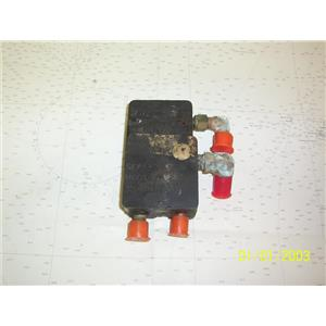 Boaters' Resale Shop of TX 2108 2141.52 SEA FROST 134 COLD PLATE VALVE ASSEMBLY