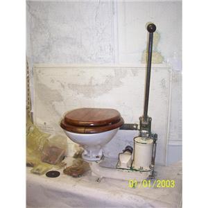 Boaters' Resale Shop of TX 2108 2727.25 SIMPSON LAWRENCE KERTIGEN MANUAL HEAD