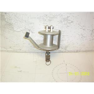 Boaters' Resale Shop of TX 2108 5101.12 SMALL ALUMINUM ROLLER FURLING DRUM