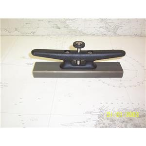 """Boaters' Resale Shop of TX 2108 0775.01 FORESPAR 8"""" MID-RAIL CLEAT - 1.25"""" TRACK"""