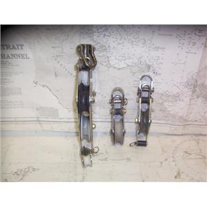 Boaters' Resale Shop of TX 2107 4445.02 GARHAUER MAINSHEET BLOCKS