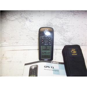 Boaters' Resale Shop of TX 2104 1574.07 GARMIN GPS72 HANDHELD GPS DISPLAY