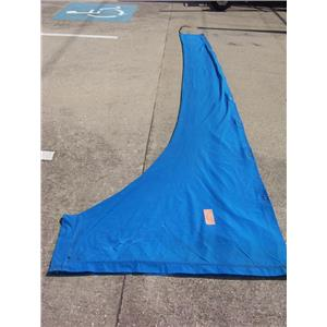 Boaters' Resale Shop of TX 2106 0245.12 BOOM SAIL COVER 3 FT x 12 FT