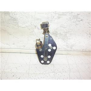 """Boaters' Resale Shop of TX 2010 5101.07 SCHAEFER MAINSHEET BLOCK FOR 5/8"""" LINE"""
