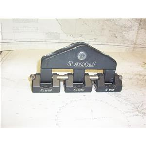 """Boaters' Resale Shop of TX 2109 5101.37 ANTAL 8"""" MAST TRACK CAR FOR 1"""" TRACK"""