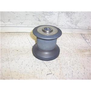 Boaters' Resale Shop of TX 2109 2771.01 BARIENT 10 SINGLE SPEED ALUMINUM WINCH