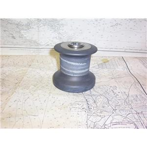 Boaters' Resale Shop of TX 2109 2771.37 BARIENT 10 SINGLE SPEED ALUMINUM WINCH