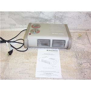 Boaters' Resale Shop of TX 2110 0757.01 WEST MARINE 120 VOLT MARINE CABIN HEATER