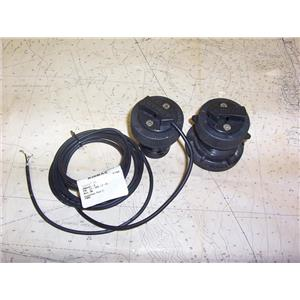 Boaters' Resale Shop of TX 2109 2771.27 AIRMAR SHORTY P8 DEPTH TRANSDUCER