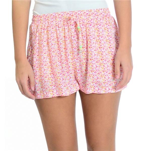 Floral Flowy Shorts - Hardon Clothes
