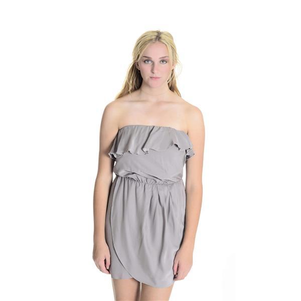M NWT Amanda Uprichard CELEBRITY FAVORITE Joan Mini Dress Strapless ...
